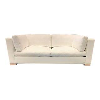 The Nexus Snow Cloud Sofa For Sale