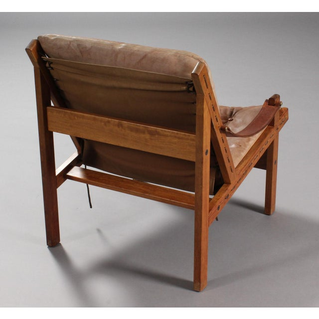 Thorbjørn Afdal Armchairs- A Pair For Sale In New York - Image 6 of 9