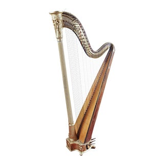 1811 French Sébastien Érard Concert Harp For Sale