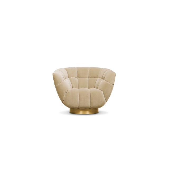 Not Yet Made - Made To Order Covet Paris Essex Armchair For Sale - Image 5 of 5