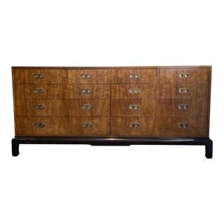 Vintage Michael Taylor for Henredon Ming Base Dresser For Sale