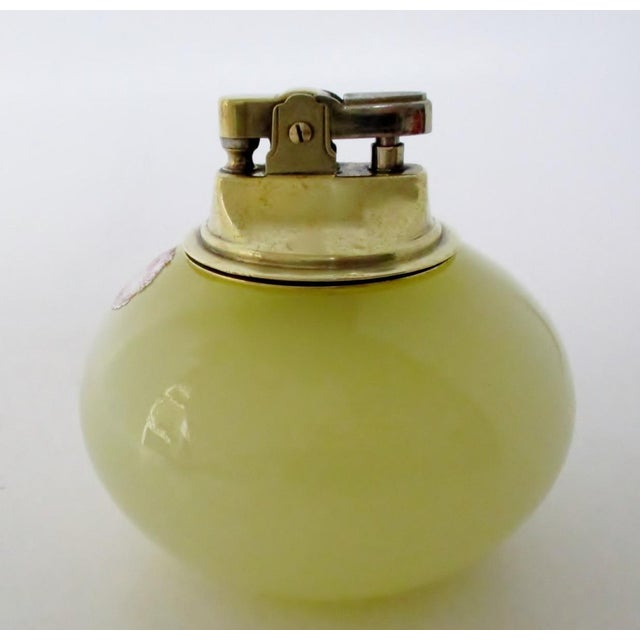 Seguso Opaline Glass Lighter - Image 3 of 6