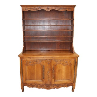Antique French Kitchen Cupboard For Sale