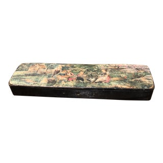 19th Century French Pencil Box For Sale