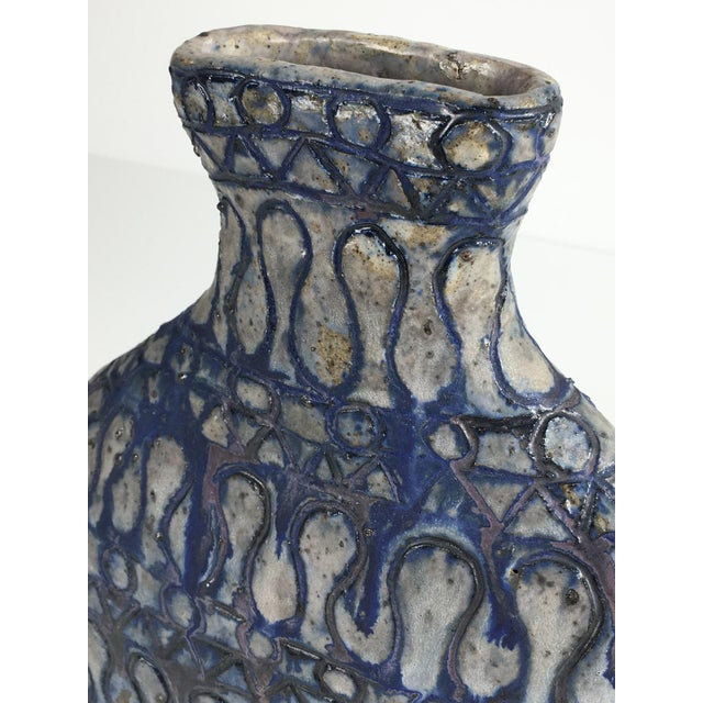 Mid 20th Century Studio Pottery Vessel For Sale - Image 12 of 13