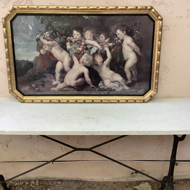 19th Century Garland of Fruit Print by Peter Paul Rubens For Sale In Austin - Image 6 of 8