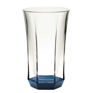 Kim Seybert Faceted Acrylic Tumblers - Set of 8