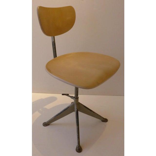 Odelberg Olsen Work Chairs - Image 4 of 11