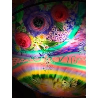 Original Ulla Darni Signed Rainbow Chandelier Preview