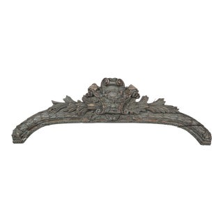 19th C. French Architectural Fragment For Sale