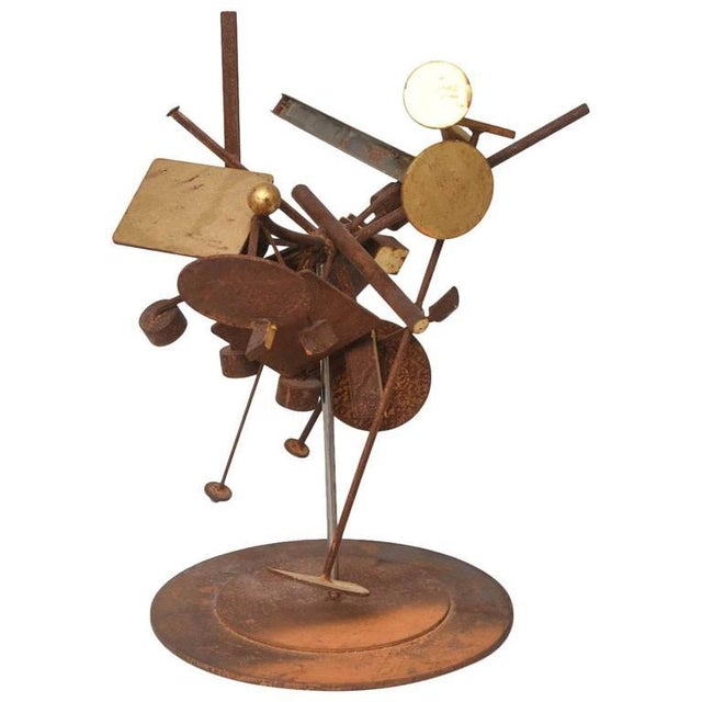 Kinetic Dimensional Works, Abstract Expressionism Sculpture For Sale - Image 4 of 11