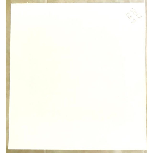 1983 Abstract Landscape Lithograph by Stanislaw Panzakiewicz For Sale - Image 4 of 5