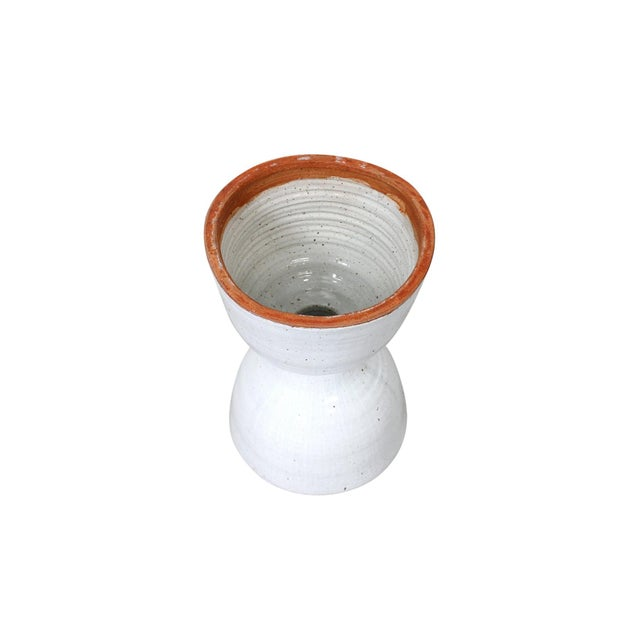 Large Tariki Ceramic Stool For Sale - Image 11 of 12