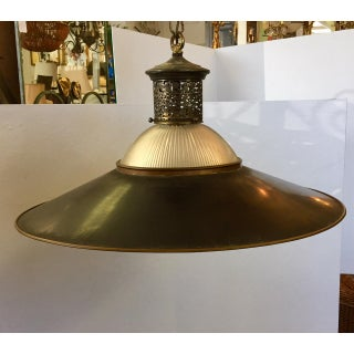 1930's Traditional Game Table Light Fixture Preview