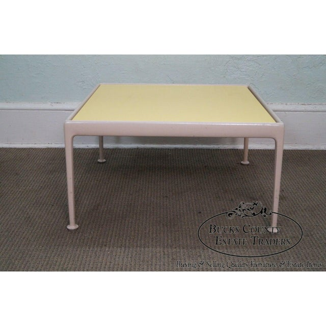 1960s Richard Schultz Knoll Vintage Cocktail Coffee Table For Sale - Image 5 of 13