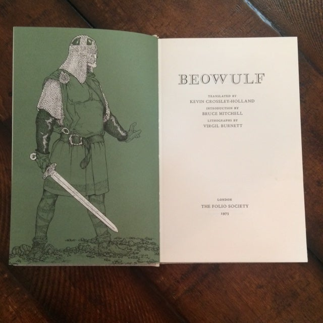Beowulf, The Folio Society - Image 3 of 8