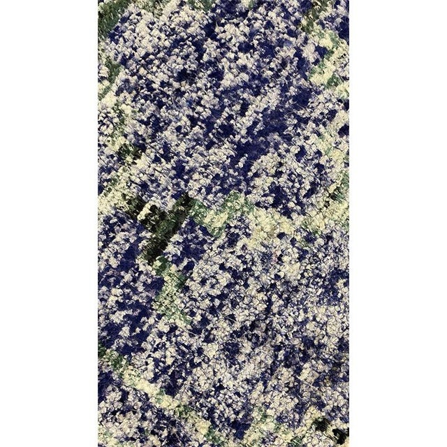 """Silk Transitional Style Area Rug 8'2""""×10'4"""" For Sale - Image 7 of 10"""