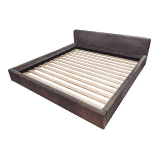 Modern Room&Board Platform Bed For Sale