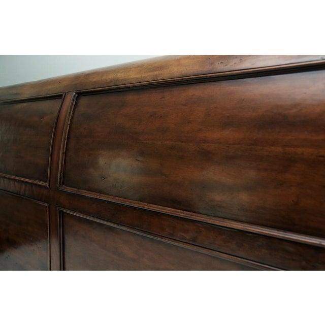 Bernhardt Vintage Patina Collection King Bed - Image 5 of 11