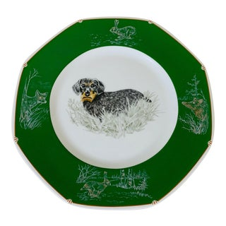 Hermes Chiens Courants & Chiens d'Arret Plate For Sale