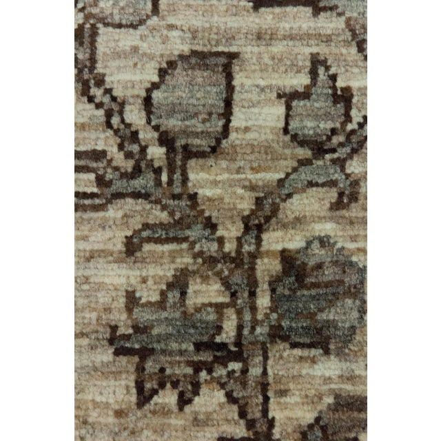 """Islamic Ziegler Hand Knotted Area Rug - 8'1"""" X 9'10"""" For Sale - Image 3 of 4"""
