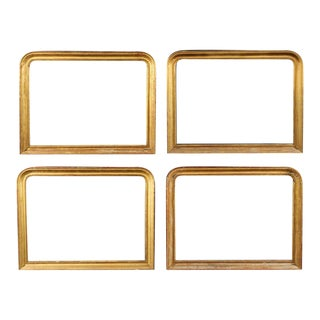 French Louis Philippe Style Frames - Set of 4 For Sale