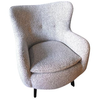 20th Century George Nelson for Herman Miller Lounge Chair For Sale