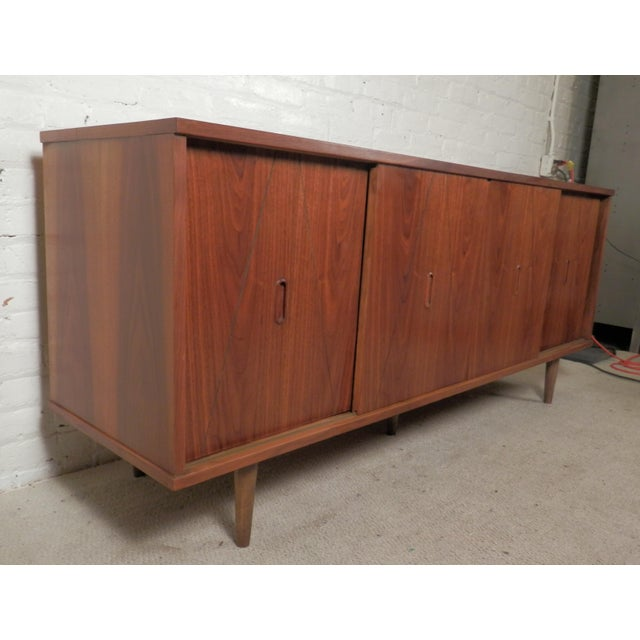 Mid-Century Modern American Credenza - Image 9 of 9