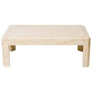 Tessellated Stone Coffee Table For Sale