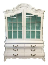 Image of Shabby Chic China and Display Cabinets