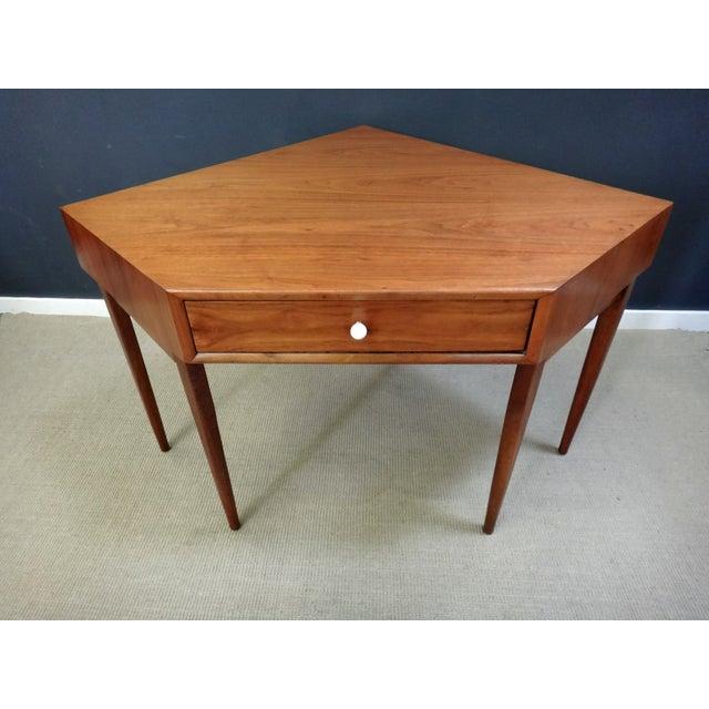 Drexel Declaration Mid Century Corner Desk - Image 2 of 4