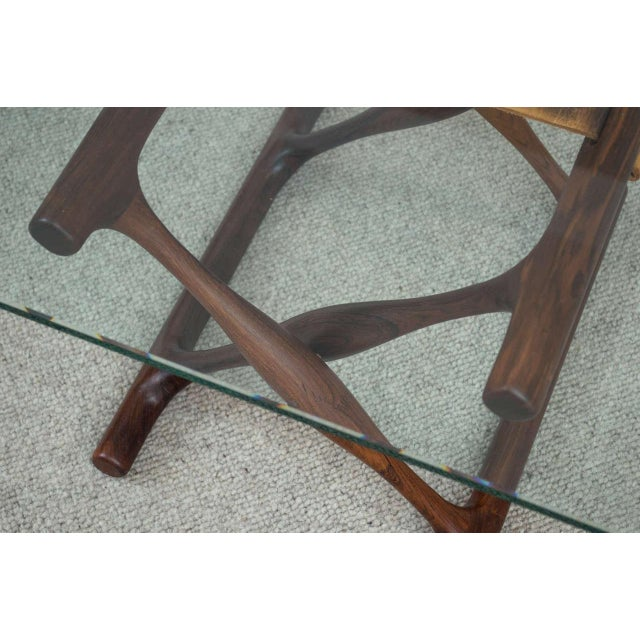 Poul Hundevad Rosewood Side Tables - A Pair - Image 7 of 8