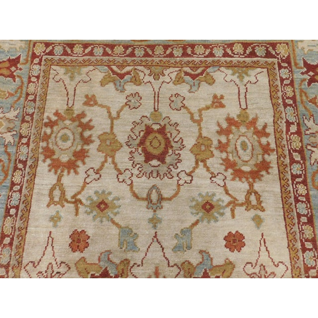 Vintage Persian Rug - 5'x 8' - Image 7 of 10