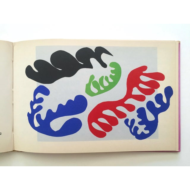 "Henri Matisse "" Jazz "" Rare 1st Edition Vintage 1960 Lithograph Print Museum of Modern Art Collector's Hardcover Art Book For Sale - Image 11 of 13"