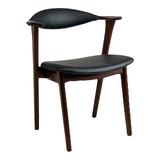 Vintage Danish Rosewood Dining Chair For Sale