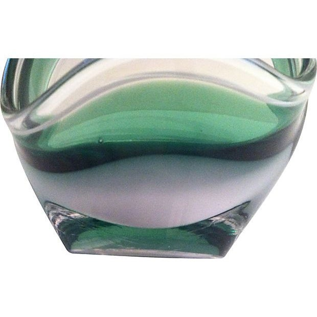 Swedish Art Glass Bowl - Image 3 of 5