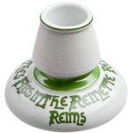 Vintage Reinette Absinthe French Porcelain Match Striker