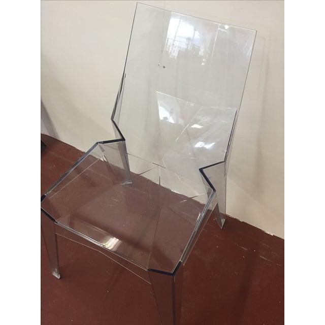 Bonaldo Clear Indoor or Outdoor Chair - Image 3 of 6