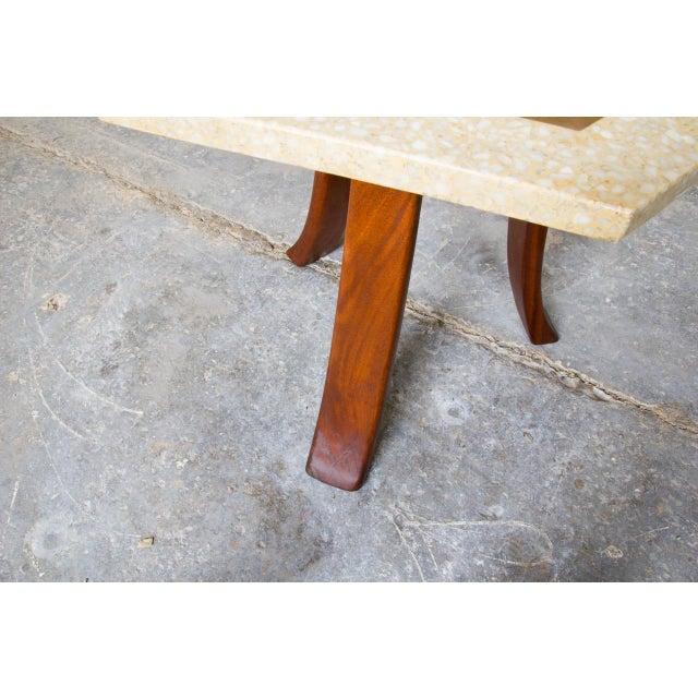 Harvey Probber Harvey Probber Hexagonal Side Table For Sale - Image 4 of 6
