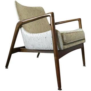 1950s Ib Kofod Larsen Lounge Chair For Sale