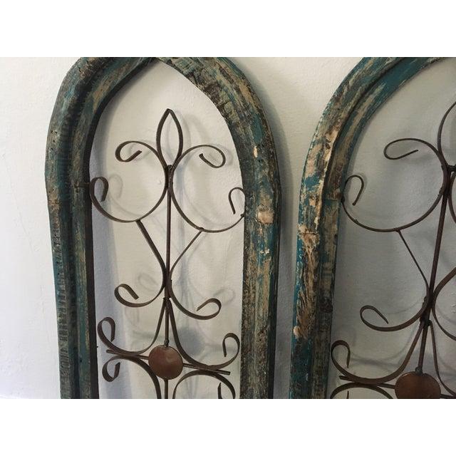 Antique Window Frames - Set of 3 - Image 6 of 6