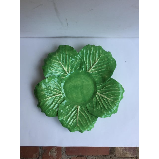 Dodie Thayer Cabbage Form Tureen - Image 4 of 6