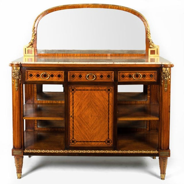 Louis XV Marble-Top Server For Sale In New York - Image 6 of 6