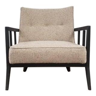Vintage Mid Century Samuel Marx/Robsjohn Gibbings Style Chair For Sale
