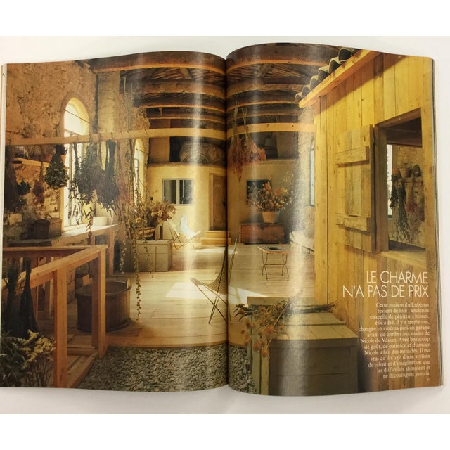 French Interior Decorating Magazines - Set of 5 For Sale - Image 12 of 13