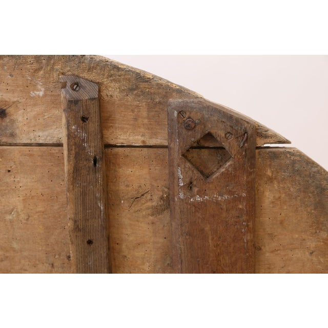 Unusually Large Early Vendange Table For Sale - Image 11 of 13