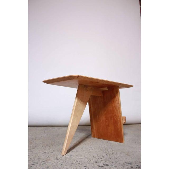 Early Birch Jens Risom Magazine Table Model T-539 - Image 10 of 10