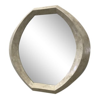 Casa Bique Tessellated Stone Mirror For Sale