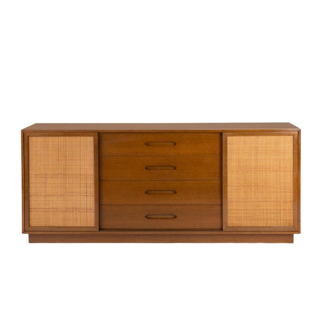 Harvey Probber Mahogany Sideboard For Sale