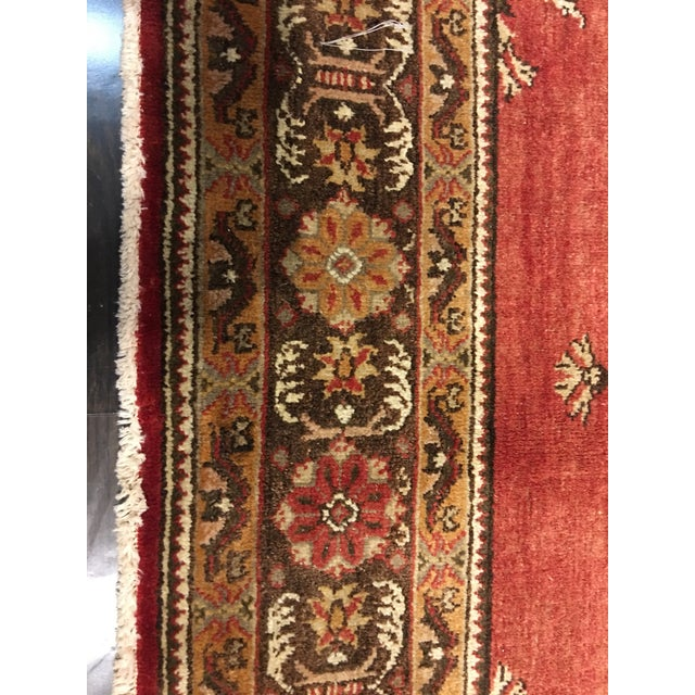 "Vintage Sivas Turkish Rug - 5'4""x14'5"" - Image 8 of 8"